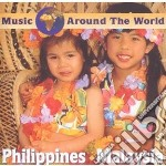 Music Around The World - Philippines Malaysia cd musicale