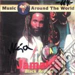 Jamaica-black reggae cd musicale