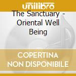The sanctuary-oriental well being cd musicale
