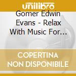 Music for beauty cd musicale di G.e. Evans