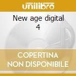 New age digital 4 cd musicale di Artisti Vari