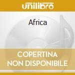 Africa cd musicale di G.e. Evans