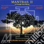 MANTRAS II cd musicale di Henry Marshall