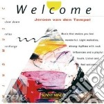Welcome cd musicale di Tempel jerome v.d.