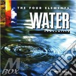 The four elements: water (sensuality) cd musicale di Hans Visser