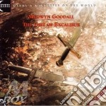 THE GIFT OF EXCALIBUR cd musicale di GOODALL MEDWYN