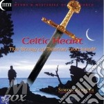 Celtic heart (the story of tristan &...) cd musicale di Simon Cooper