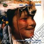 Dancing spirit (indiani d'america) cd musicale di U.s.a. - vv.aa.