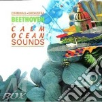 Bach with calm ocean sound cd musicale di Orchestra Cornwall