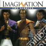 Imagination - The Very Best Of cd musicale di IMAGINATION