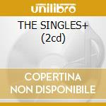 THE SINGLES+ (2cd) cd musicale di Blues Moody