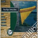 Pan pipe favourites cd musicale di El zamoon group