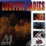 Country ladies (honky tonk angels) cd musicale di Artisti Vari