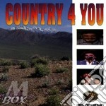 Country 4 you (for country giants) cd musicale di Artisti Vari