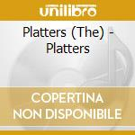 Greatest hits cd musicale di Platters