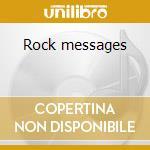 Rock messages cd musicale di Artisti Vari