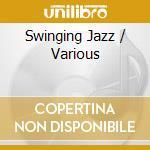 Swingin jazz cd musicale di Artisti Vari