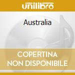 Australia cd musicale di Australia - vv.aa.