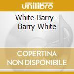 Barry white cd musicale di Barry White