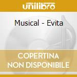 Evita - performed by the musical singers & orchestra cd musicale di Ost