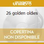 26 golden oldies cd musicale di Bee Gees