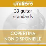 33 guitar standards cd musicale di Jimi Hendrix