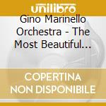 Most beautiful film themes cd musicale di Artisti Vari