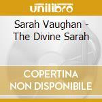Divine sarah cd musicale di Sarah Vaughan