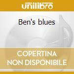 Ben's blues cd musicale di Ben Webster
