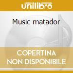 Music matador cd musicale di Eric Dolphy