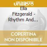 Rhythm & romance cd musicale di Ella Fitzgerald