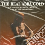 Real abba gold (cover) cd musicale di Artisti Vari