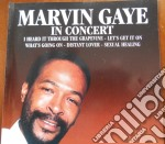 In concert cd musicale di Marvin Gaye