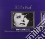 32 french chansons cd musicale di Edith Piaf