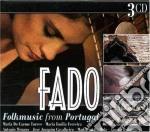 Fado-folk music from portugal cd musicale di Artisti Vari