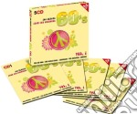 The Fabulous 60's Vol.1 - 5cd cd musicale di Artisti Vari