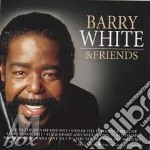 Barry White & Friends (3cd) cd musicale di White barry & friends