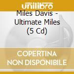 Ultimate miles cd musicale di Miles Davis