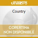 COUNTRY                                   cd musicale di Artisti Vari