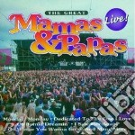 LIVE 1982 cd musicale di THE MAMAS & THE PAPA