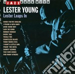 LESTER LEAPS IN cd musicale di Lester Young