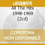ALL THE HITS 1948-1969 (2CD) cd musicale di MARTIN DEAN