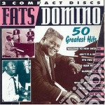 50 greatest hits cd musicale di Domino Fats