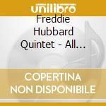 ALL BLUES cd musicale di Freddie Hubbard