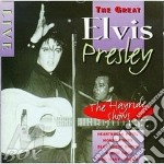 Elvis Presley - The Great Elvis Live cd musicale di PRESLEY ELVIS