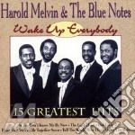Wake up everybody cd musicale di Melvin harold & the