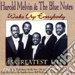 Melvin, Harold & Blue Not - Wake Up Everybody cd musicale di Melvin harold & the