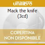 Mack the knife (3cd) cd musicale di Louis Armstrong