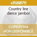 Country line dance jambor cd musicale