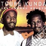 LES FRERES GRIOTS cd musicale di TOURE KUNDA